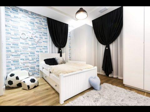 עיצוב אדריכלי לחדר שינה מושקע