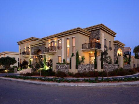 תכנון בית פרטי של וילת יוקרה