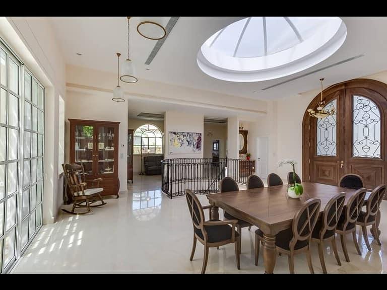 תכנון אדריכלי מושלם לאופן ספייס בבית יוקרתי
