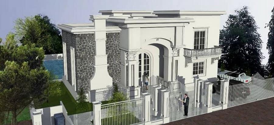 קצת מידע על אדריכלות מודרנית