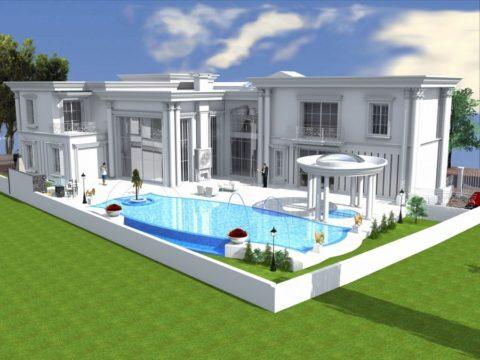 אדריכלות וילות יוקרה