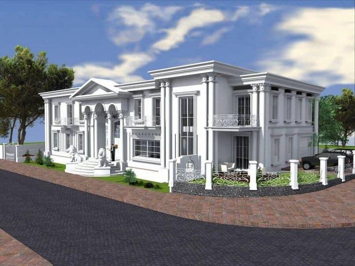 תכנון בית עם אדריכל במרכז