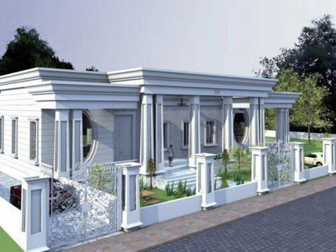 אדריכלות במושב צרופה