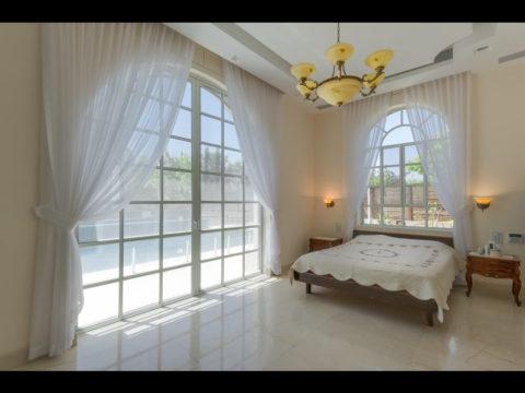 עיצוב קלאסי לחדר שינה ויטאג'