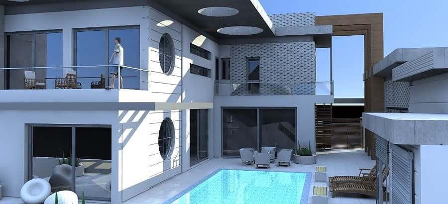 עיצוב בית מודרני : הטרנד המוביל