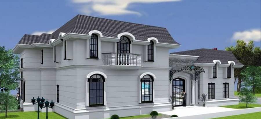 אדריכלות ירוקה לשמירה על הסביבה
