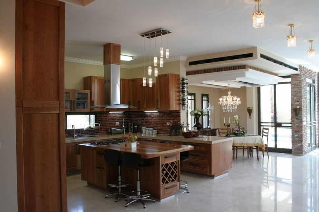 בית לאחר תכנון אדריכלי כפרי