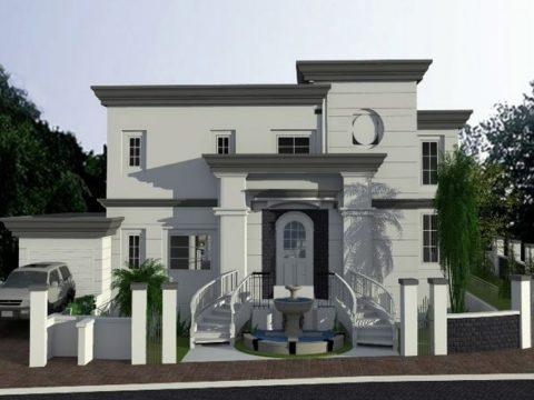 עיצוב פנים למשפחת חמו- פרוייקט של מלכה אדריכלים