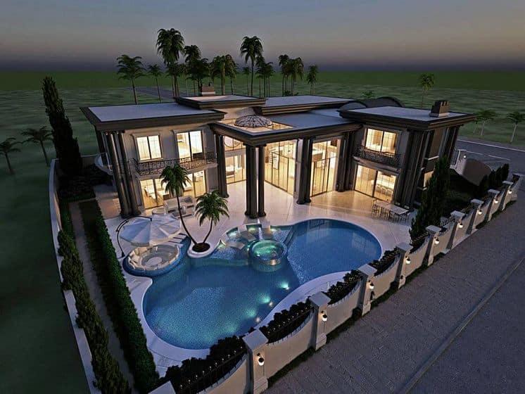 אדריכלות יוקרתית מובילה