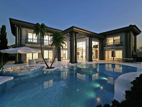 תכנון אדריכלי מבית מוטי מלכה