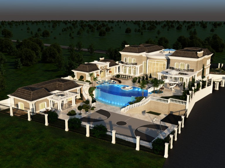 בניה אדריכלית במרכז