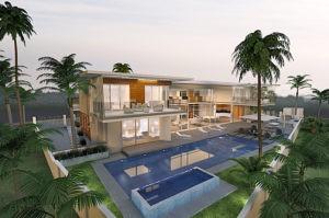בית פרטי בעיצוב ותכנון אדריכלי של מלכה אדריכלים