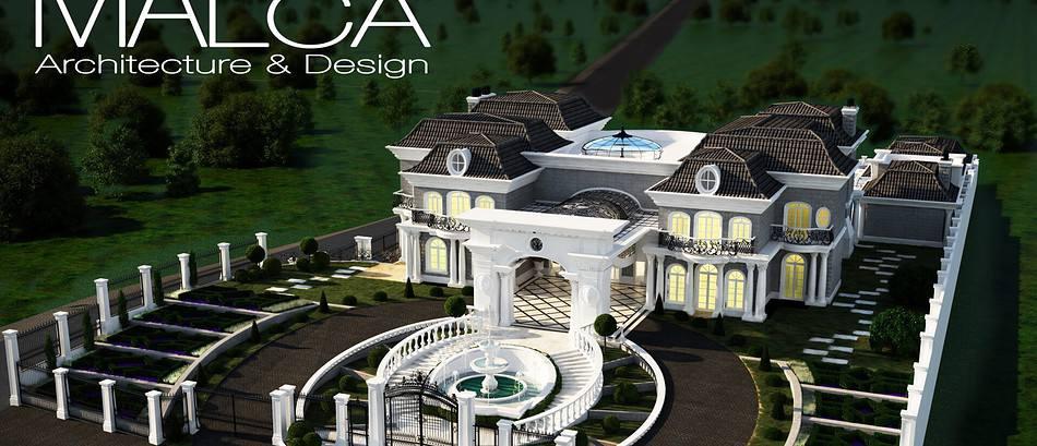 ארכיטקט בתי יוקרה