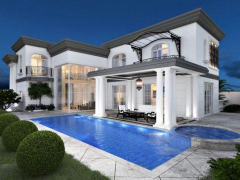 אדריכלות בית מודרני