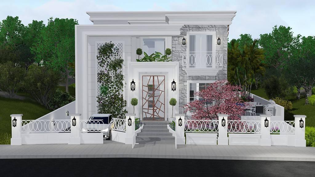 שירותי אדריכלית לתכנון בתים