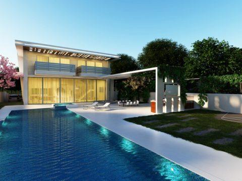 אדריכלות בתים פרטיים על ידי משרד האדריכלים